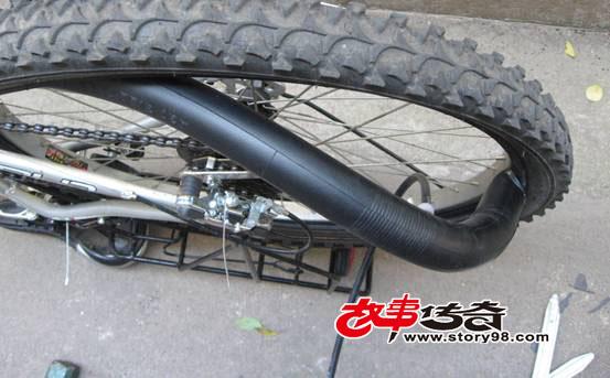轮胎冷补的方法和步骤